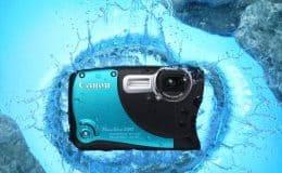 Aparat wodoszczelny fotograficzny