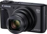 Aparat kompaktowy do 1500 zł Canon PowerShot SX740 czarny (2955C002)