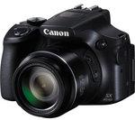 Aparat ultra zoom do 2000 zł Canon PowerShot SX60 HS czarny