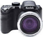 Aparat kompaktowy do 500 zł Kodak PixPro AZ421 czarny