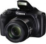 Aparat cyfrowy do 1000 zł Canon PowerShot SX540 HS czarny
