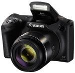 Aparat kompaktowy do 1000 zł Canon PowerShot SX420 IS czarny