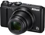 Aparat kompaktowy do 1500 zł Nikon Coolpix A900 czarny